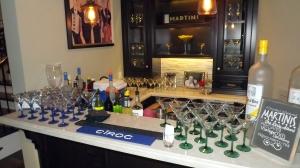 "Inside ""Martini"" bar"