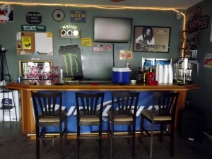 Torrance garage bar