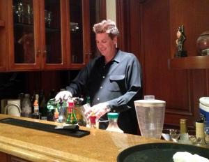Beverly Hills bartender