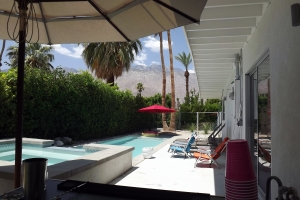 Palm Springs Rental House
