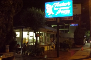 Foster's Freeze in Eagle Rock
