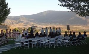 Rose Garden Estate Wedding