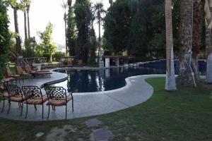 The Cree estate pool
