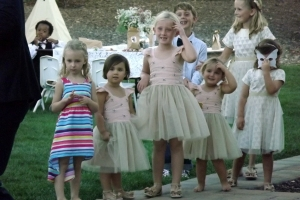 Future brides at Temecula wedding