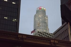 LA's tallest building