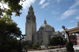 Bell Tower st Balboa Park