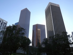 Architectural wonders in downtown LA