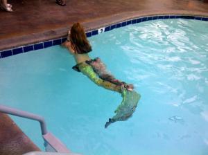 Is that a mermaid?