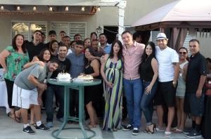 Friends and familia
