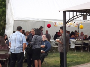 Graduation party in Fullerton
