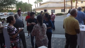 Corporate event in Rancho Mirage